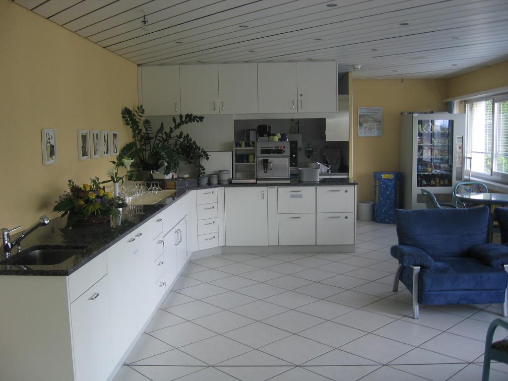 кухня-гостиная в роддоме